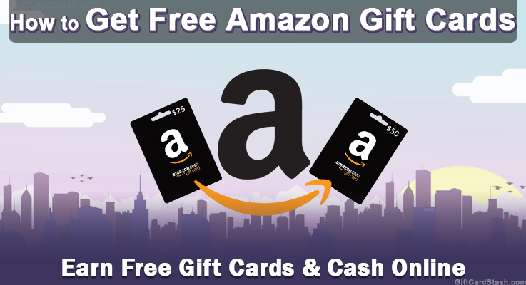21 Ways to Get Free Amazon Gift Cards in 2019