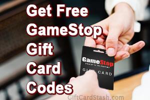 Free GameStop Gift Card Code Generator - Gift Card Stash