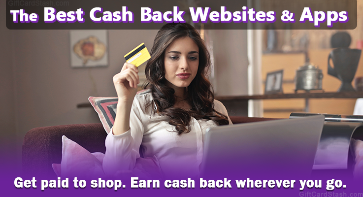 best-cash-back-sites-apps-earn-money-gift-cards