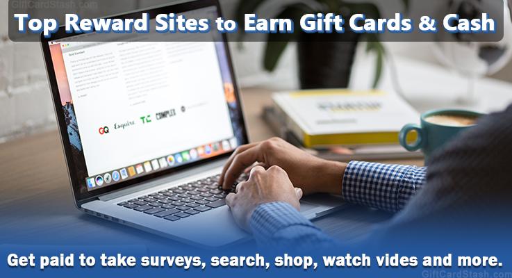 top-reward-sites-earn-gift-cards-cash-online