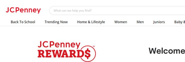 JCPenney Rewards