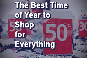 The Best Time of Year to Shop for Everything featured image