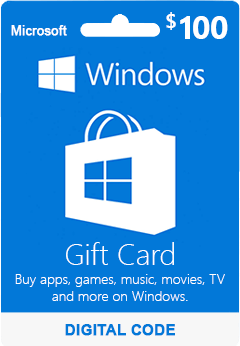 Windows Gift Card Guides